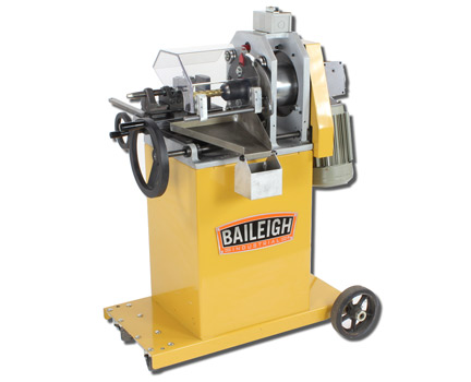 Baileigh End Mill Pipe and Tube Notcher TN-800